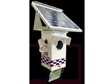 ​Hidden Camera Surveillance 3G/4G HD 3.4 Megapixel Motion Activated & Time Lapse Solar Security Camera