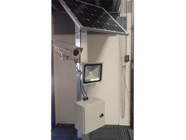 Solar Cam CCTV Housing Option 3