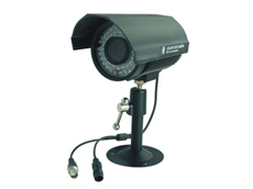 IR CCTV Camera with Built-in DVR