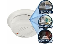 Smoke Detector Hidden Camera