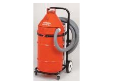 Dust Eater industrial vacuum cleaners
