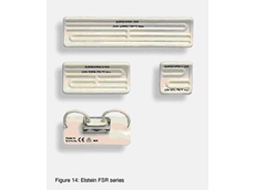 Elstein FSR ceramic infra-red radiators from Hislop and Barley