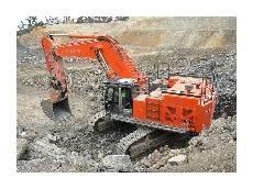 Hitachi Zaxis 670 hydraulic excavator