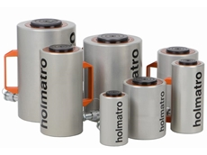 Holmatro Hydraulic Cylinders for Generating and Controlling Precision Power in Various Industrial Applications