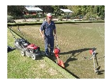 Honda gardening equipment
