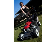 The HRU216M1 Buffalo Classic lawnmower from Honda MPE