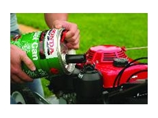 Fuel tax credits for garden care industry
