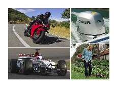 Honda is displaying a diverse range of products at field days around Australia