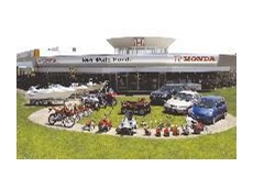 New World Honda dealership