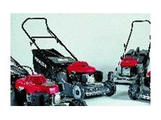 Honda's range of lawnmowers suit all tough jobs.