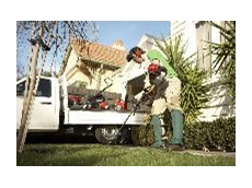 Professional garden care equipment