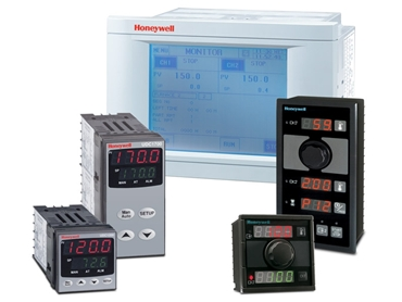 Temperature controllers from Honeywell