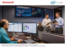This partnership will see the integration of Intel Security's McAfee technologies with Honeywell's Industrial Cyber Security Solutions