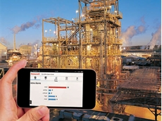 DynAMo Alarm Suite is compatible with many mobile devices, enabling personnel to view alarm metrics at any time, from almost any location