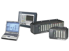 Modular Control System Solutions for Process and Logic Control by Honeywell