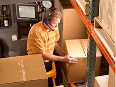 Voice Interface Design and Vocollect will deliver optimised voice solutions to warehouses