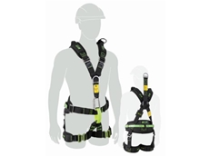 AMAX.2 miners and rescue harnesses