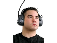 Radio earmuffs