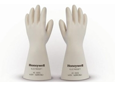 Electrosoft natural latex rubber insulating gloves
