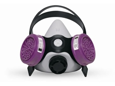 Honeywell 3000 half-mask respirator