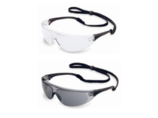 Millennia Sport safety eyewear offers greater visual comfort
