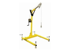 New additions to the Miller DuraHoist confined space and fall arrest system ranges announced by Sperian