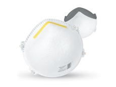 Sperian 5000 series premium cup shape respirators