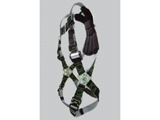 The durable and flexible Miller Revolution harness.