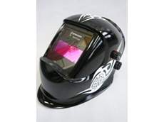 The P450 Tribe welding helmet