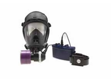 Optifit Convertible P3 rated air purifying respirator