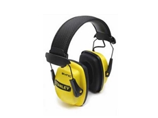 Stanley Sync stereo earmuffs