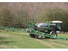 3600 Litre Sprayers with Self Propelled Operation by Househam Sprayers