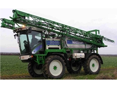 Househam's 5000L Crop Sprayers with 500L Wash Tank