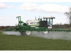 Househam's Crop and Soil Spray Machines with Panoramic Cab