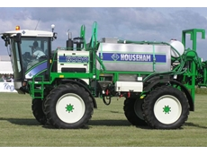 Self Propelled Sprayers with 6000 Litres by Househam Sprayers
