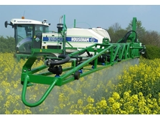 Turbo Diesel Air Ride 3500 Crop Spraying Machines from Househam Sprayers