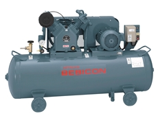 Hitachi reciprocating air compressor
