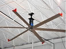 SkyBlade fan