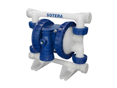 The Air Operated Double Diaphragm Pump from Sotera Systems