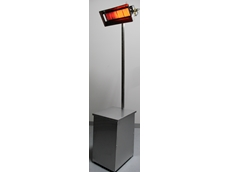 Café Style Portable Radiant Patio Heater | HeatGlo