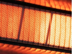 Hurll Nu-Way radiant heater