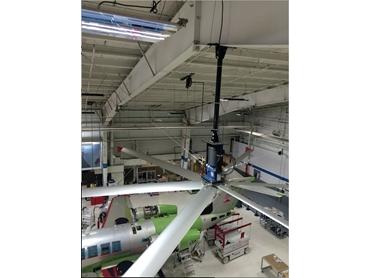 Skyblade HVLS Fans_STOL Technology-2