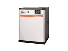 Hitachi's energy efficient air compressors