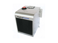 Hurll Nu-Way distributing new hydraulic oil coolers