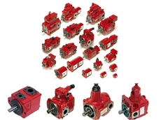 HYDAC vane pumps