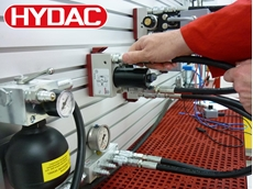 Hydac Training Centre offers a range of practical courses on various hydraulic topics