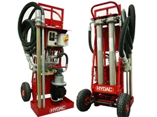 Hydac's portable industrial filtration units