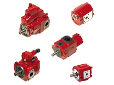 Hydac hydraulic pumps