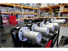 ​Hydraulic Pumps and Motors from Hydac