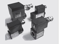 Solenoids for potentially explosive atmosphere